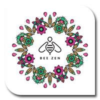 logo Bee Zen