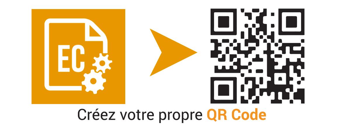 InPagina, QR codes EasyCatalog