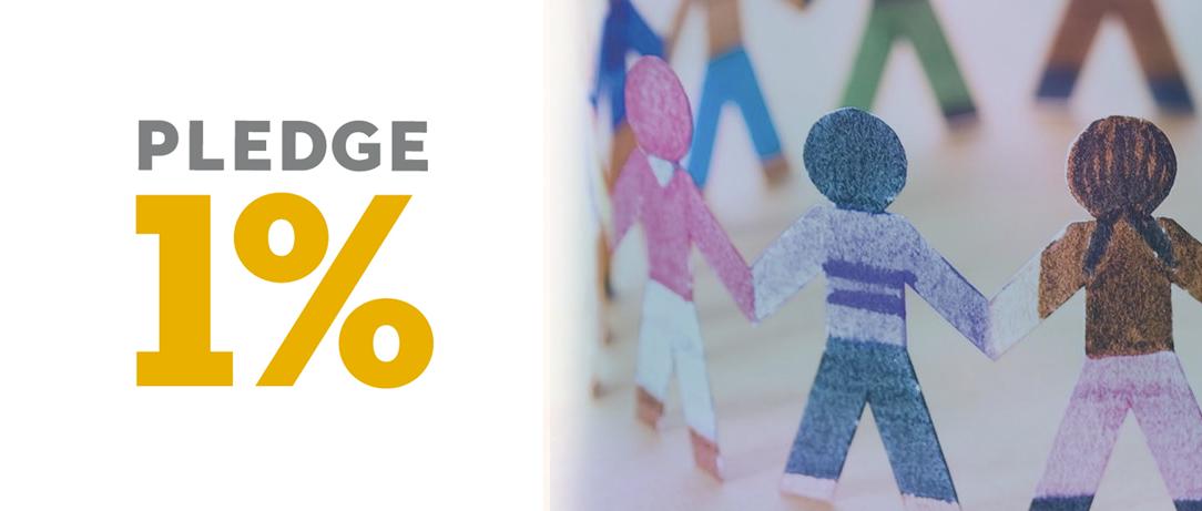 engagement 1 percent pledge InPagina article