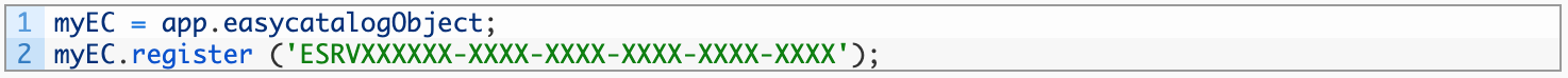 EasyCatalog Server